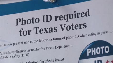 texas voter id law fifth circuit rules strict texas voter id laws violate
