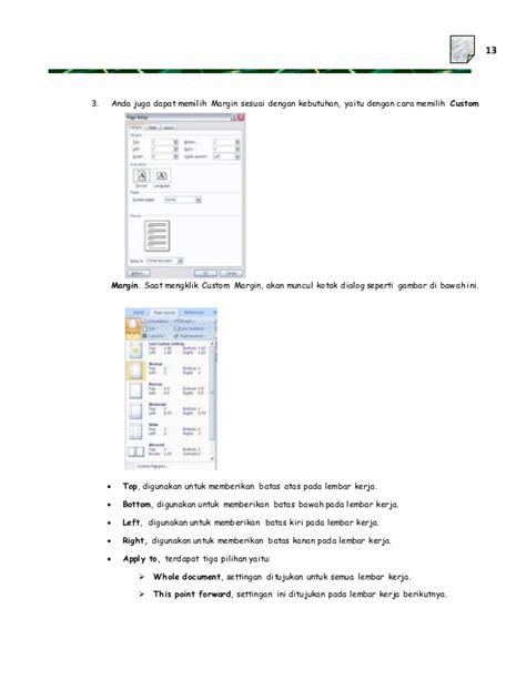 ukuran layout makalah makalah ms word 2007