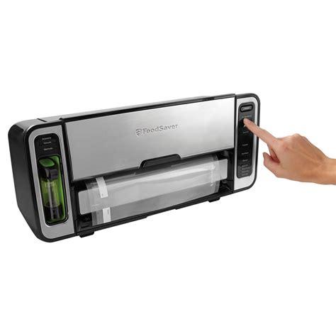 The NEW FoodSaver® 2-In-1 Automatic Bag-Making Vacuum ... Foodsaver Vacuum Sealer 5000