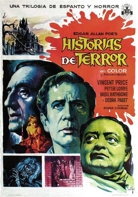 Tales Of Terror poster for tales of terror 1962 usa wrong side of the