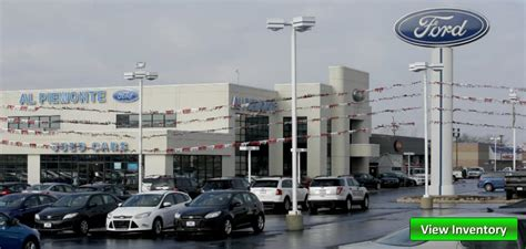 highly rated ford dealer  elmhurst il al piemonte ford
