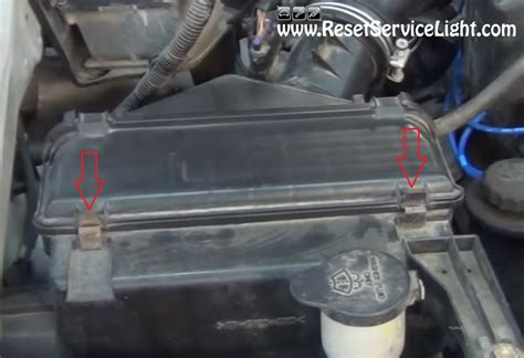 How To Reset Maintenance Light On 2004 Toyota Camry How To Reset The Maint Reqd Light On A Toyota Tacoma After