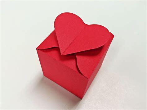 Origami Petal Box - free images petal box pink