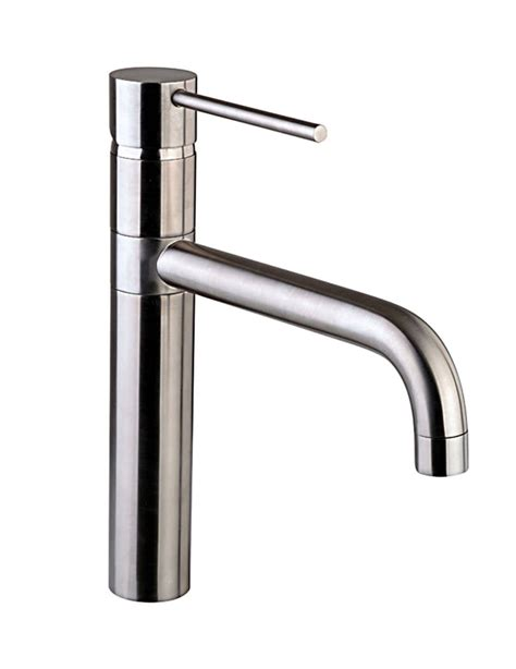 Mayfair Ascot Brushed Nickel Kitchen Sink Mixer Tap Kit017 Mixer Taps Kitchen Sinks