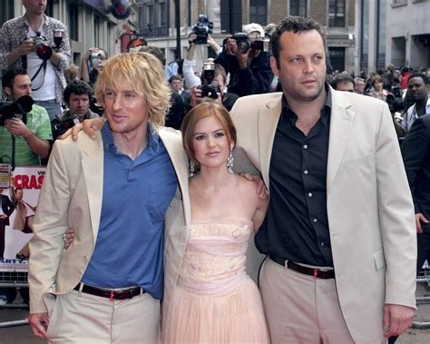 Wedding Crashers Sequel by Isla Fisher Says There Might Be A Wedding Crashers Sequel