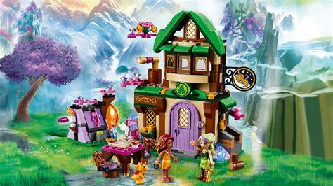 Tatakan Lego Brick lego 41174 elves the starlight inn daftar update harga