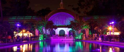 balboa park christmas lights december events in san diego