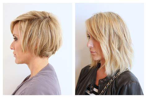 short vs long how to cut hair extensions dkw styling pixie to bob with extensions google haku bobs