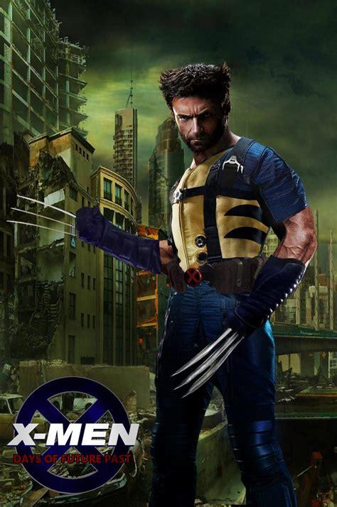 Deadpool X Apocalypse Days Of Future Past Wolverine Kaosraglan 6 days of future past cool fan made posters