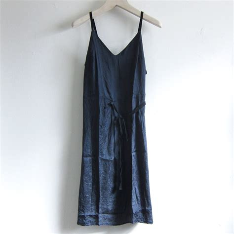Elsa Navy elsa esturgie renee slip dress navy garmentory