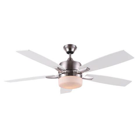 Rona Ceiling Fan by Quot Kori Quot 2 Light 5 Blade Ceiling Fan 52 Quot Rona