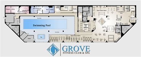 lifetime fitness floor plan grove fitness club spa about us