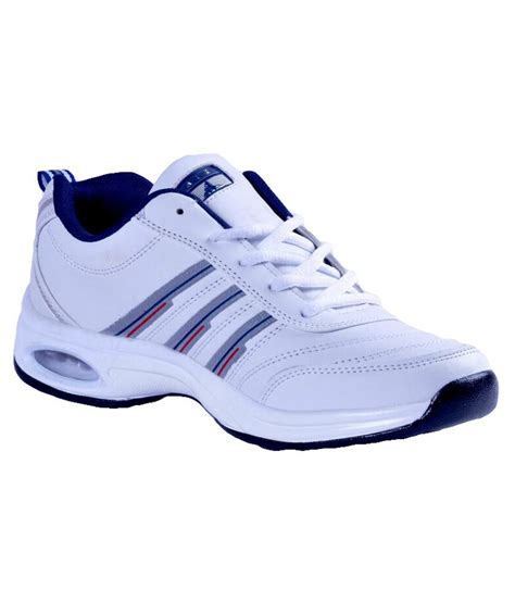 air white sports shoes price in india buy air white
