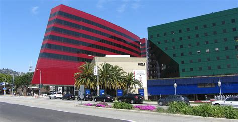 design center associates pacific design center red building phase iii gruen