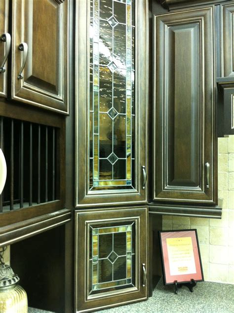 stained glass kitchen cabinets cabinets wilson lumber company