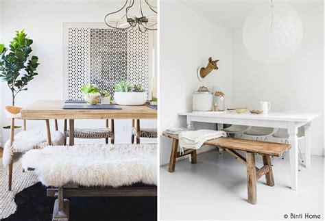 banc de cuisine design un banc dans la maison mademoiselle claudine le