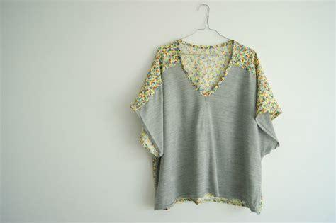 Clop Black Blouse tuto blouse kimono blouse with