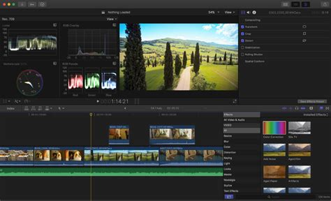 final cut pro vs after effects top online video editor for social media marketing