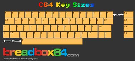 keyboard layout randomly switches new c64 keyboards breadbox64 com