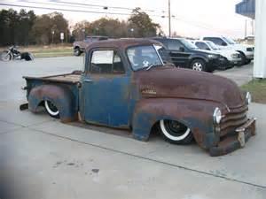 1949 chevy rat rod up truck chevrolet hotrod custom