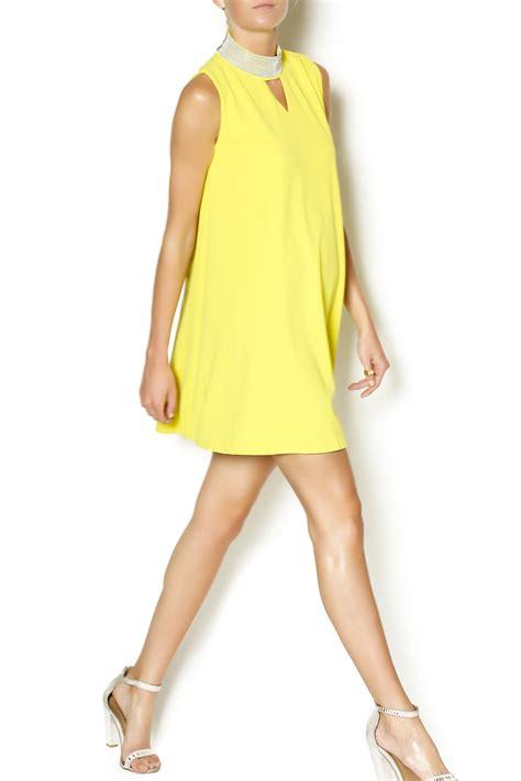 neck swing dress gracia high neck swing dress from miami by secret vanity