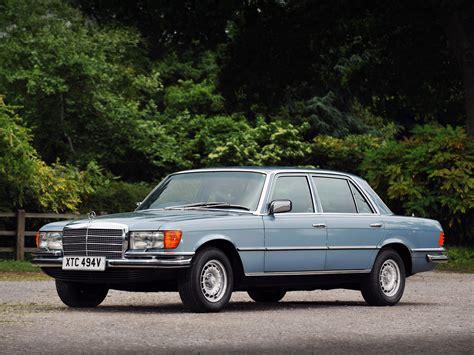 Mercedes 450 Sel by Mercedes 450 Sel Uk Spec W116 1972 80
