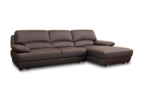 brown leather sofa chaise sectional it is time to