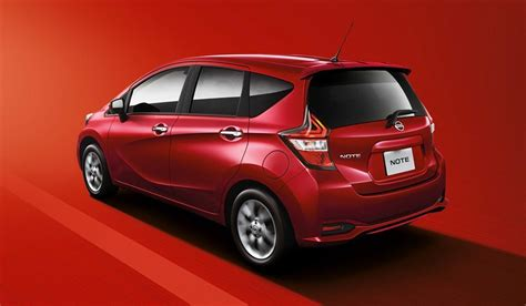 exterior design of car all new nissan note 2017