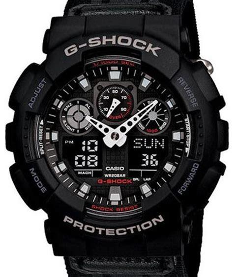 G Shock Army Black Order Toped Casio G Shock Wrist Watches G Shock All Black Ga100mc 1acr