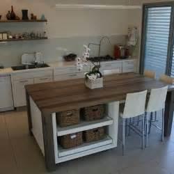 Great island kitchen table combo dream kitchen ideas