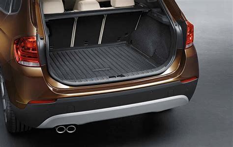 Bmw Boots by Bmw Genuine Tailored Luggage Boot Mat Liner E84 X1
