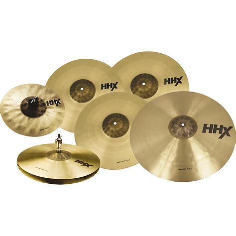 Cymbal Set sabian hhx cymbal set