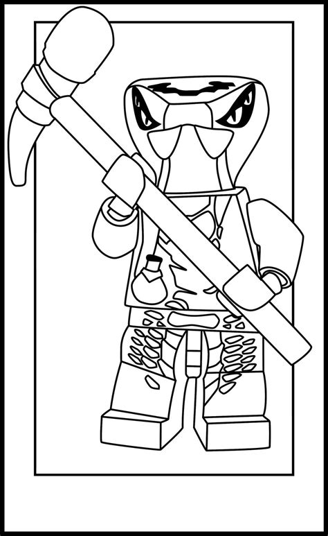 Lego Ninjago Ausmalen Coloring Pages Ninjago Free Printable Coloring Pages
