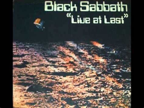 black sabbath embryo black sabbath embryo children of the grave live