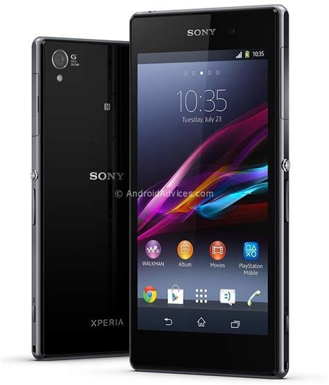 Hp Sony Android Z1 how to root sony xperia z1 android phone guide android advices