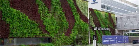 jardim vertical parede verde ecotelhado sistema de