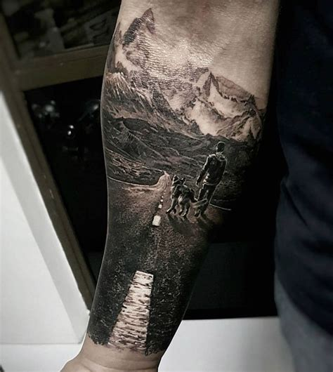 road tattoo designs 638 best images on ideas awesome
