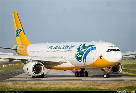 Air 2 Rp rp c3341 cebu pacific air airbus a330 300 at manila