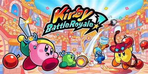 Nintendo 3ds Kirby Battle Royale kirby battle royale nintendo 3ds nintendo