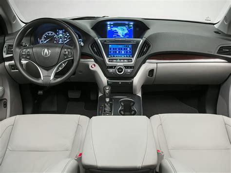 Acura Suv Interior 2015 acura mdx price photos reviews features