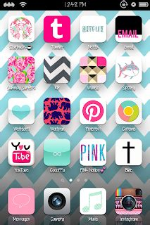 home screen themes apps cute iphone themes