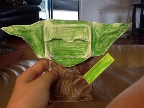 How To Fold The Real Origami Yoda - the real yoda origami yoda