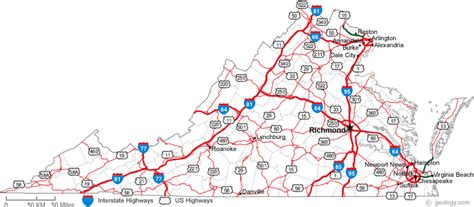 virginia state city map march 6 snow update the show