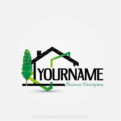 create a house create a logo create your own real estate house logo design