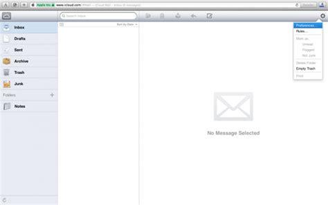 bagaimana cara membuat email icloud cara membuat auto reply email icloud me com
