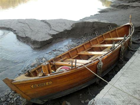 zelfbouw roeiboot bateau wagon and portage september 2011
