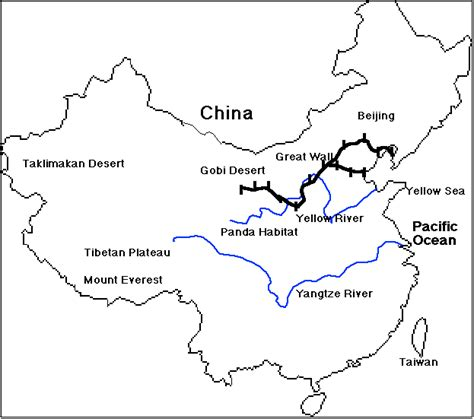 yangtze river coloring page mapping lessons