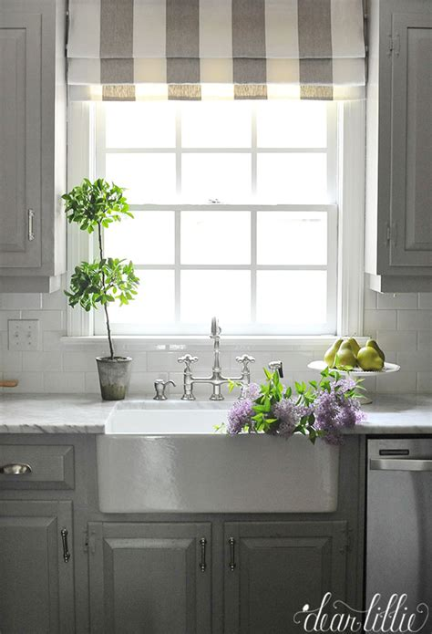 shades of white kitchen dear lillie our first lilacs