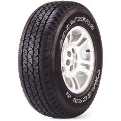 Tires At Walmart Goodyear Tracker 2 Tire P255 70r16 Walmart