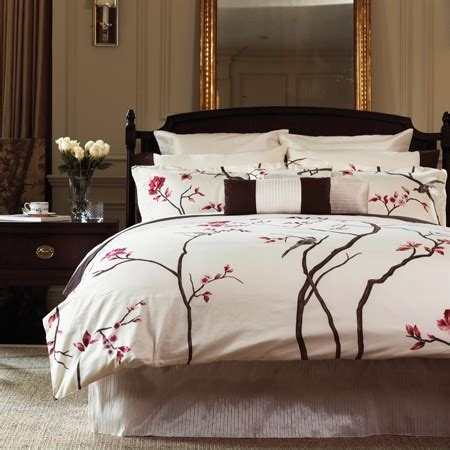 Cherry Blossom Bedding Set Bedroom Decorating Trends